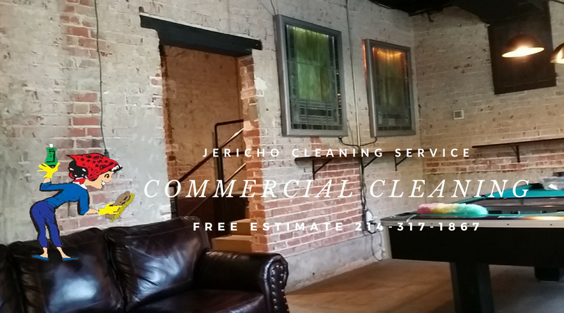 Commercial Janitorial Cleaning Service in Plano Tx