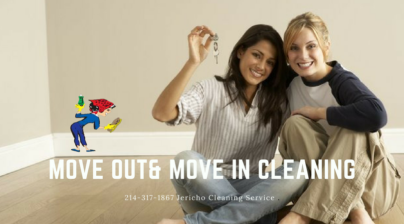 Move Out Cleaning in Plano Tx