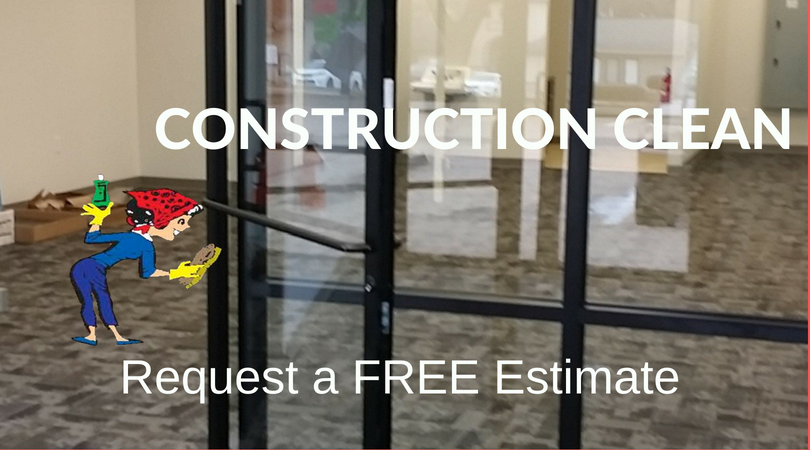 Construction Clean Up in Plano Tx