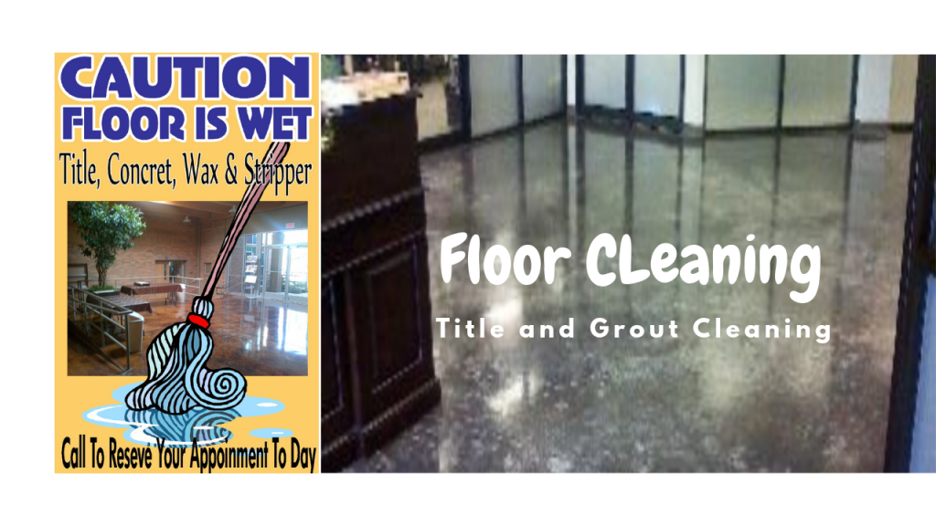 Floor Cleaning in Plano Tx