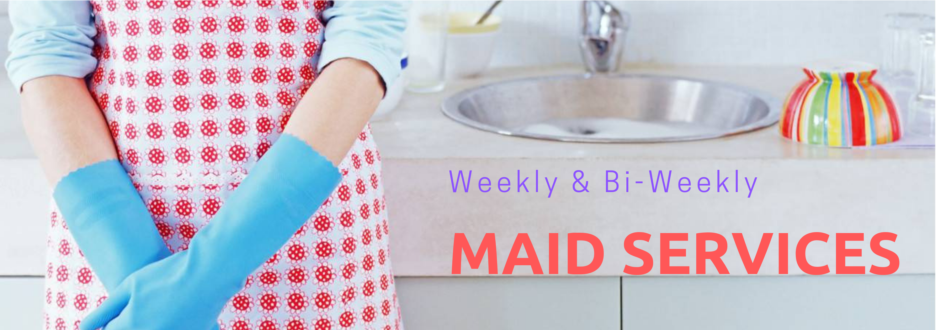 Weekly & Bi-Weekly cleaning service in Plano Tx