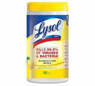 Lysol Wipers (1)